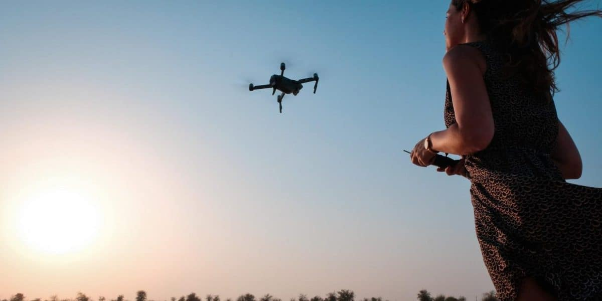 Drones: The All-Encompassing Technology