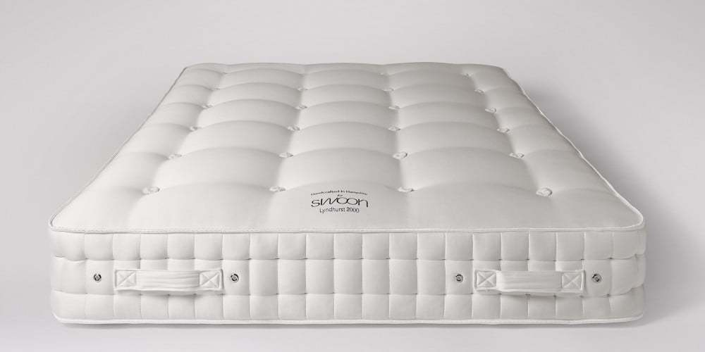 The best mattress with long trial periods including pocket spring and latex 8