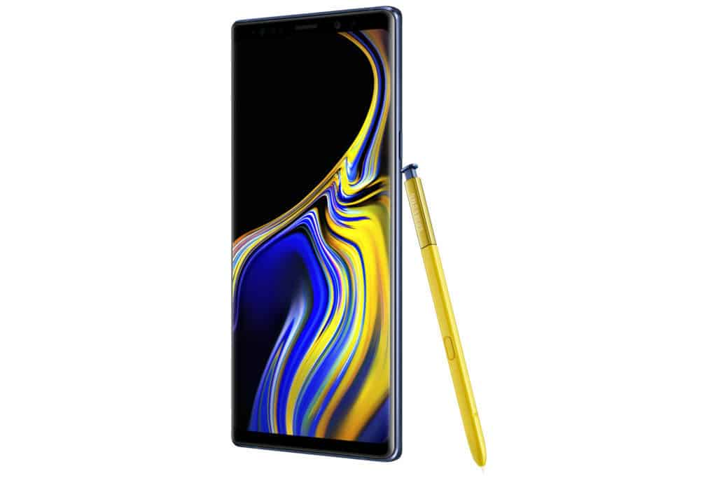 Samsung Galaxy Note 9 Launches for £900 but can it compete with OnePlus and other low cost options? 4