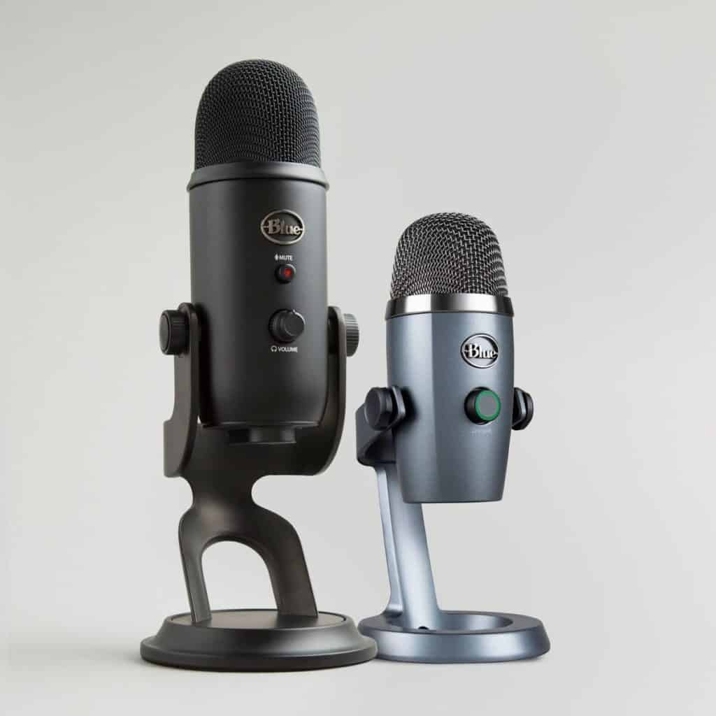 Blue Launches Yeti Nano USB Microphone 2