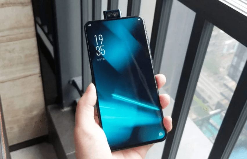 Elephone PX smartphone joins the pop-up camera trend