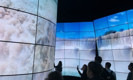 TV Tech of IFA: 8K, Micro-LED, Flexible OLED, Laser and Full Array TVs
