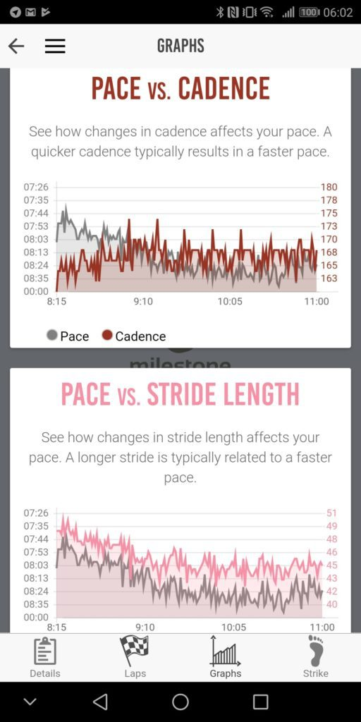 Milestone Pod Review - A running pod for gait analysis and run efficiency 7