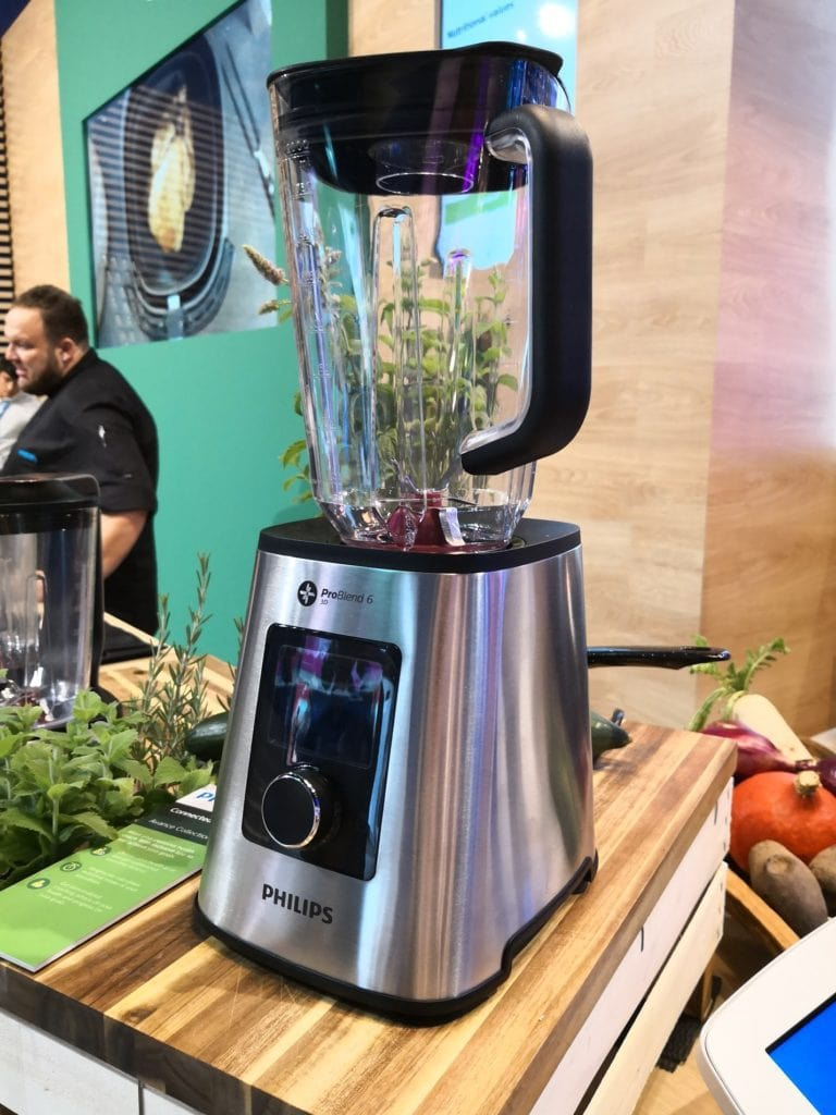 Philips Kitchen Solutions at IFA 2018 – An app-enabled blender and perfect coffee 6