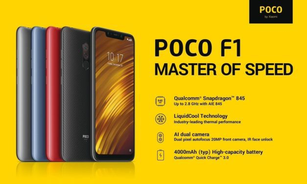 What are the best Xiaomi Pocophone F1 deals for UK buyers? Now £248 from GearBest – January Update
