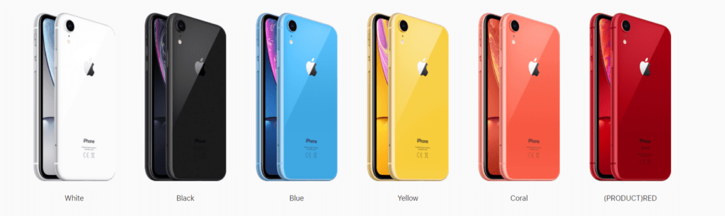 Apple iPhone XR, XS, XS Max launched at £749, £999 & £1,099 - Top price £1,449.00! 2