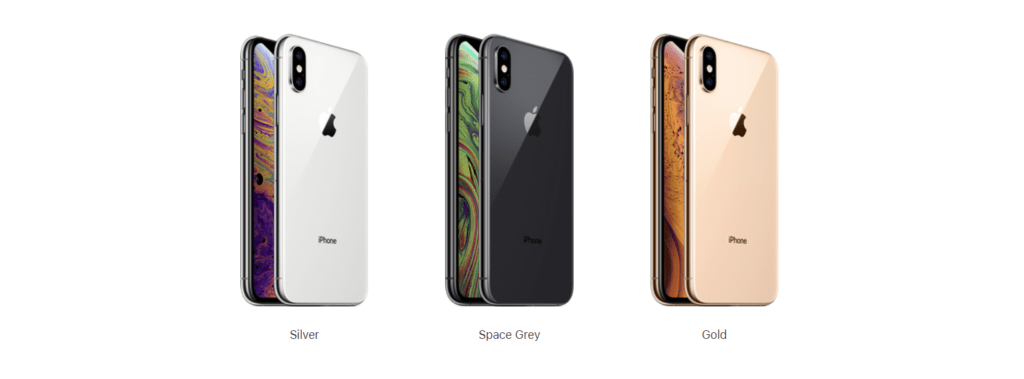 Apple iPhone XR, XS, XS Max launched at £749, £999 & £1,099 - Top price £1,449.00! 3