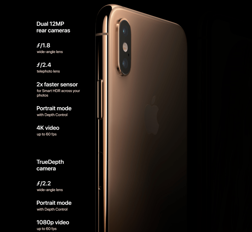 Apple iPhone XR, XS, XS Max launched at £749, £999 & £1,099 - Top price £1,449.00! 6