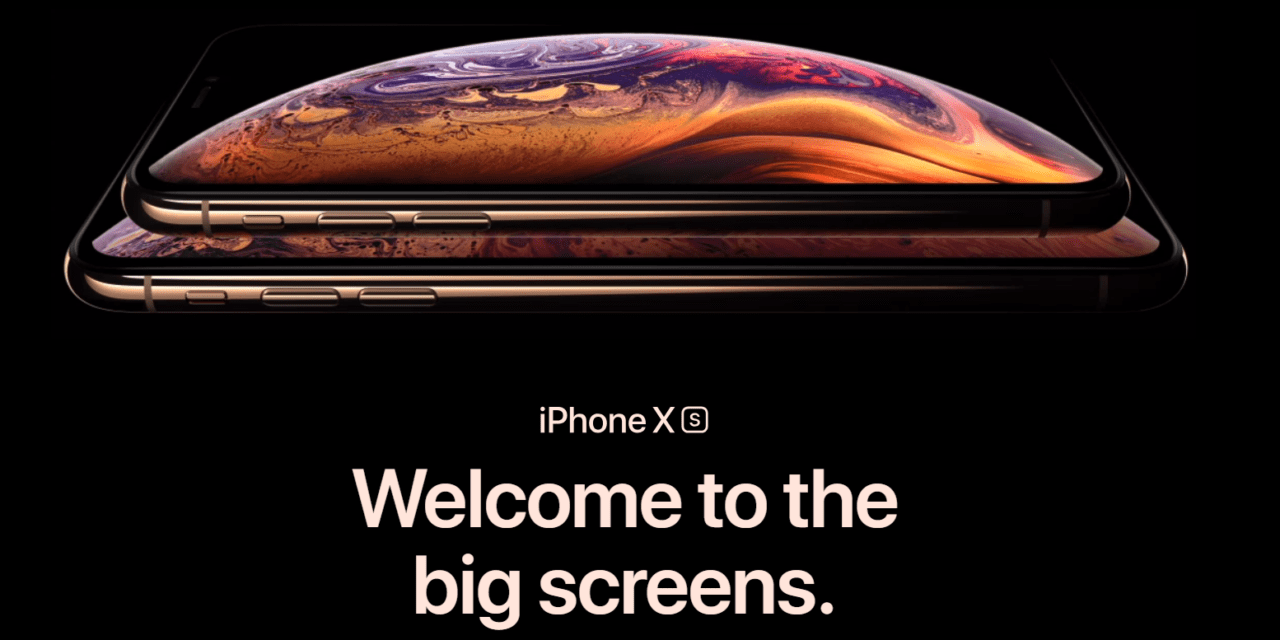 Apple iPhone XR, XS, XS Max launched at £749, £999 & £1,099 – Top price £1,449.00!