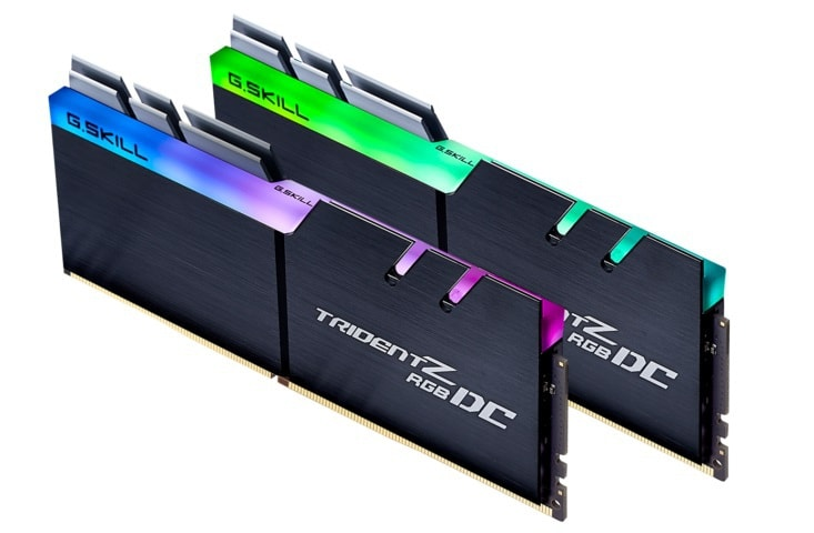 G.Skill launches 32GB Double Capacity DDR4 Trident Z RGB DC for Asus Z390 Mini ITX Motherboards 2