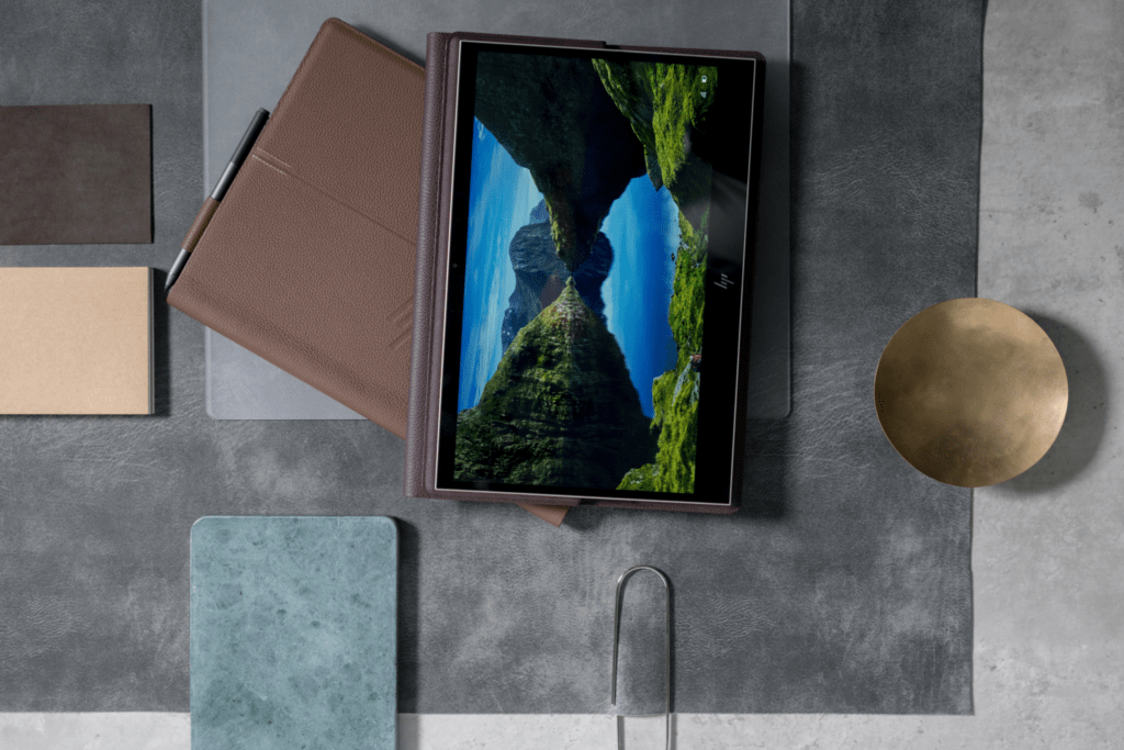 HP Spectre Folio is a beautiful leather clad always-on, always-connected PC 6