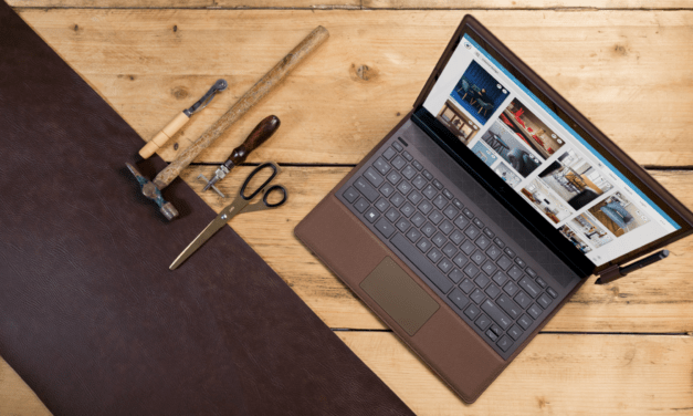 HP Spectre Folio is a beautiful leather clad always-on, always-connected PC