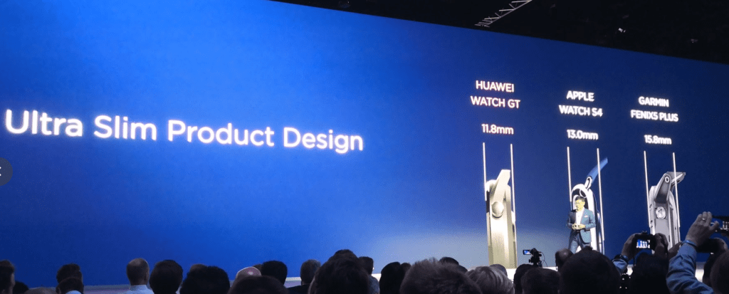 Huawei Watch GT Announced - Could this be an affordable Garmin competitor? 1