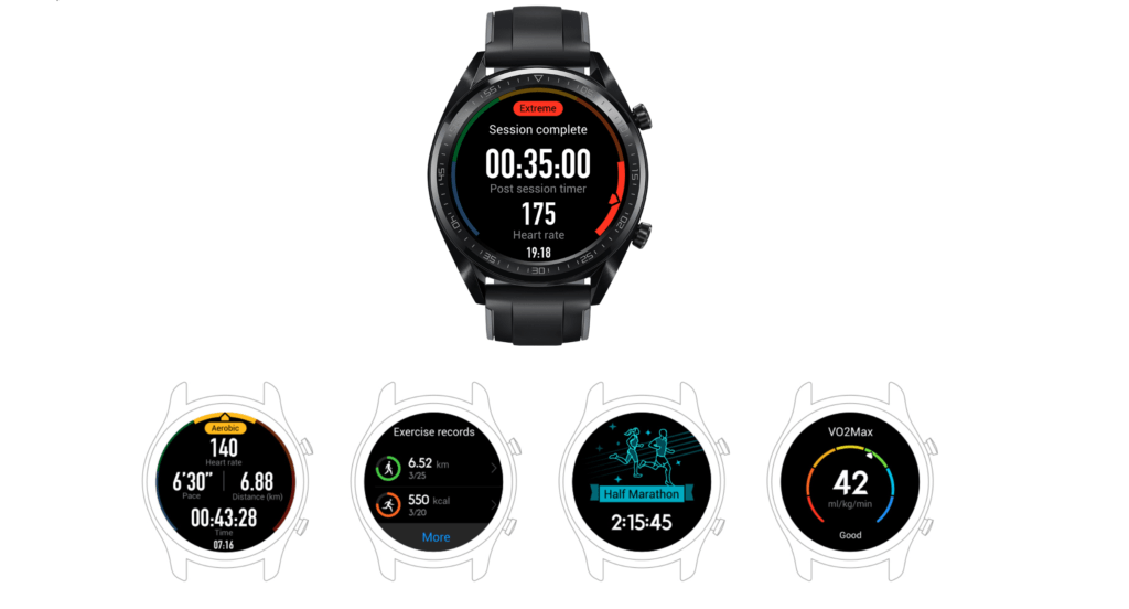 Huawei Watch GT Announced - Could this be an affordable Garmin competitor? 7