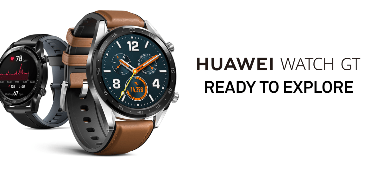 Huawei Watch GT Announced – Could this be an affordable Garmin competitor?