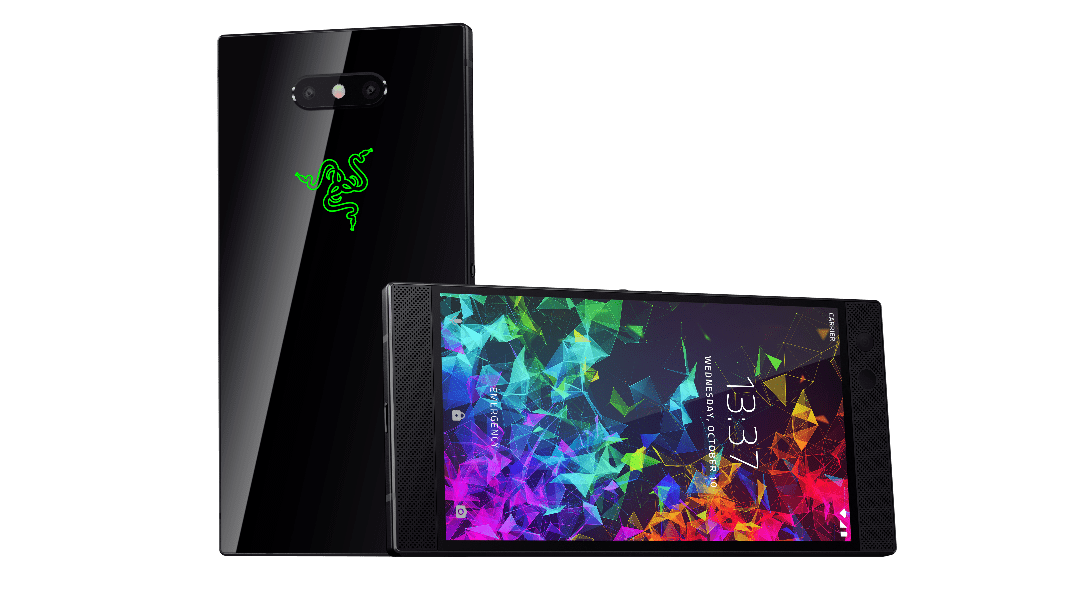 Razer Phone 2 Launched for £779 with RGB, 120Hz HDR screen, wireless charging, & Snapdragon 845