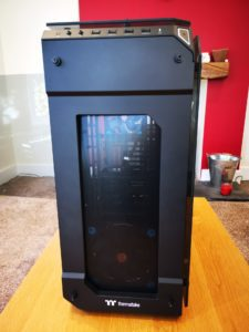 Thermaltake View 71 Tempered Glass Full Tower Chassis Review 13
