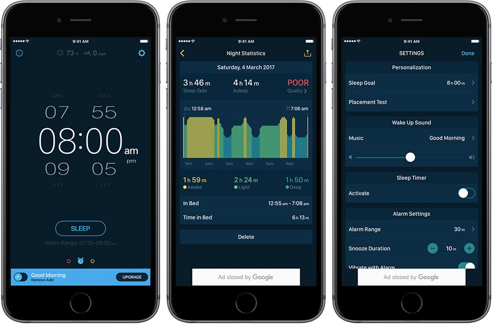 Top 5 Best-Rated Sleep Cycle Apps for Your Phone 4