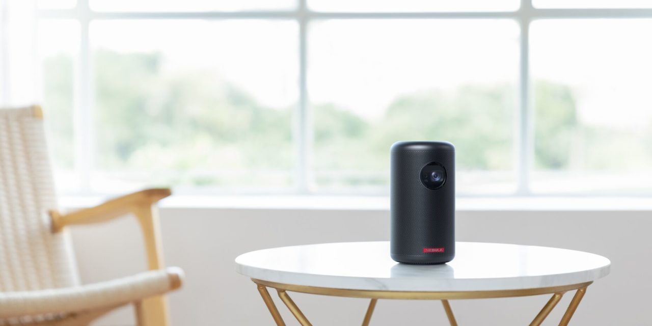 Anker Launches Nebula Capsule II powered by Android TV & Soundcore Model Zero Plus Portable Home Speaker