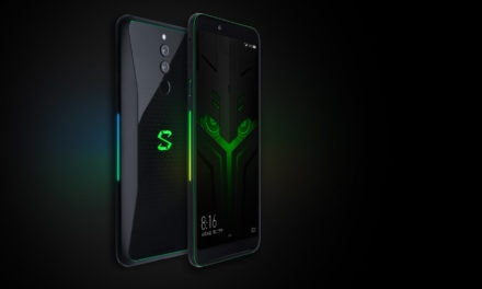 Xiaomi Black Shark Helo is a gaming phone with 10GB of RAM & dual liquid cooling pipes
