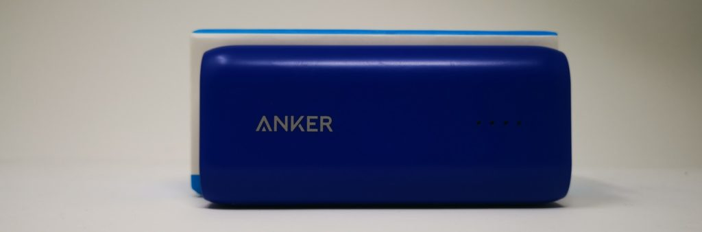 Anker Astro E1 6700mAh Ultra Compact Portable Charger Review 3
