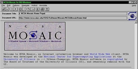 An Internet History Timeline from 1982 to date 5
