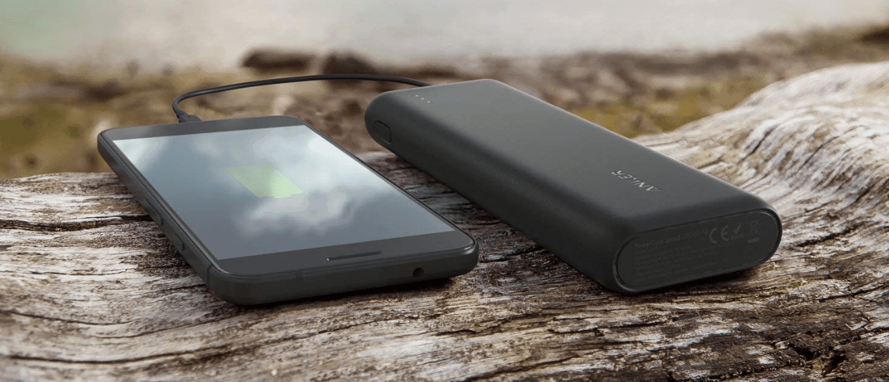 Win a Anker PowerCore Speed 20100 mAh Powerbank with Power Delivery