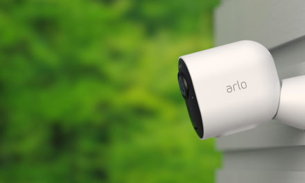 Arlo introduces new security camera with 4K and spotlight