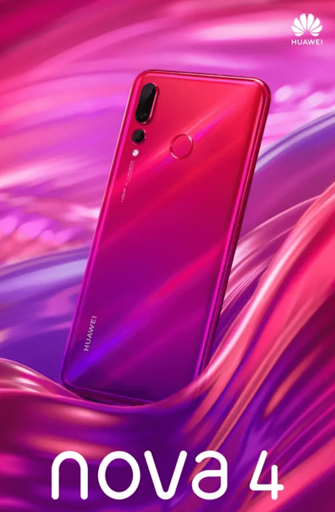 Huawei Nova 4 with Kirin 970 & Punch Hole Display Launches Today 2