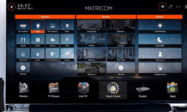 Win a Matricom Arc Smart Home Management System (Router, Z-Wave, Android TV Box)