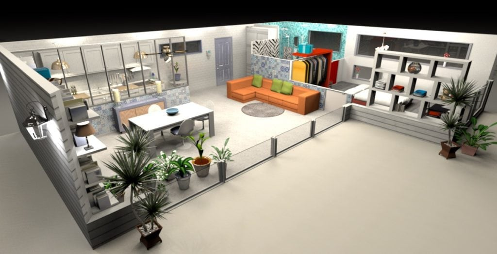 The 6 best Virtual 3D room designing applications for planning your new kitchen or building extension 5