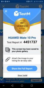 TestM Review – An app to test a used phone for errors 7