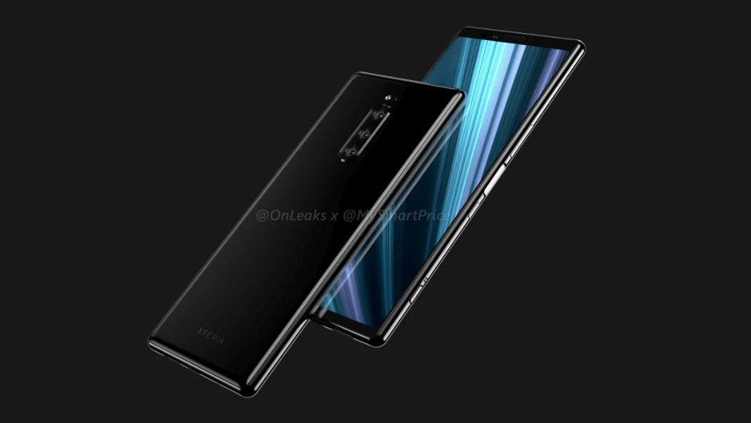 Sony Xperia XZ4 specifications leaked well ahead of MWC 2019