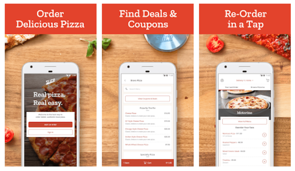 How Slice App Helps Local Pizzeria Grow Multifold 3