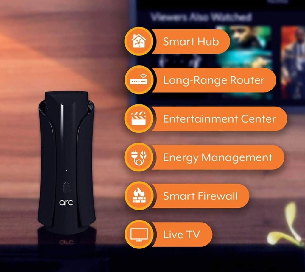 Win a Matricom Arc Smart Home Management System (Router, Z-Wave, Android TV Box) 2