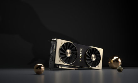 Nvidia Titan RTX launched for just £2,399