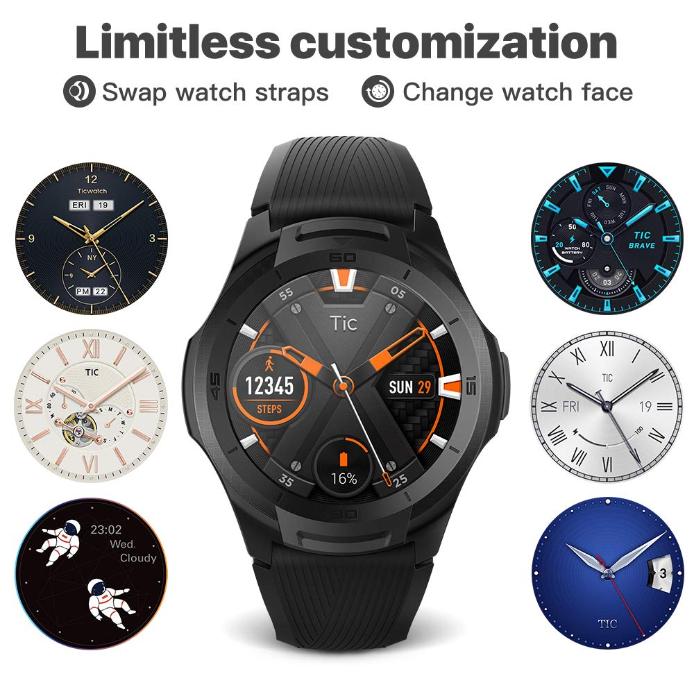 Mobvoi TicWatch E2, TicWatch S2 now available on Amazon for £144 & £160 5
