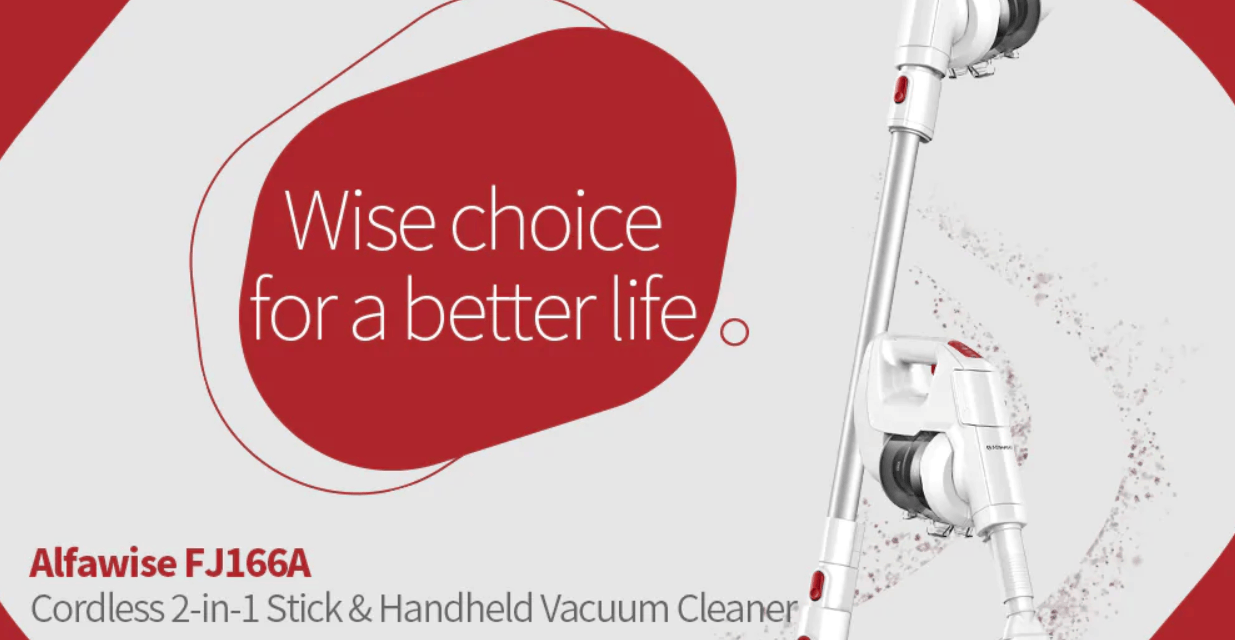 Alfawise FJ166A Cordless Handheld Stick Vacuum Cleaner Review – An affordable Dyson V6 or V7