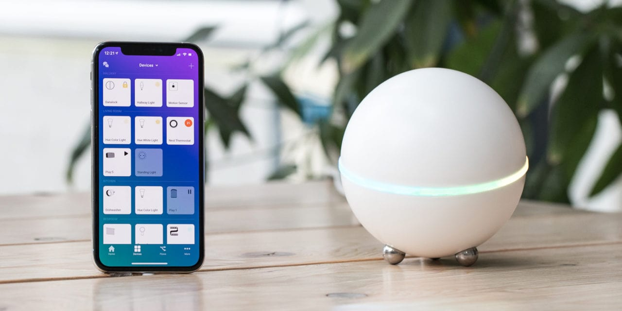Athom Homey Pro Smart Home Hub launched plus Homey v2.0 app – A hub for Z-Wave, WiFi, BLE & more