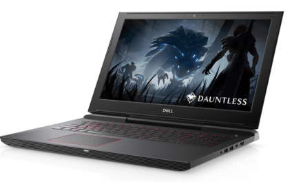 Dell G5 15 Gaming Laptop Review with GTX 1060 & i5-8300H