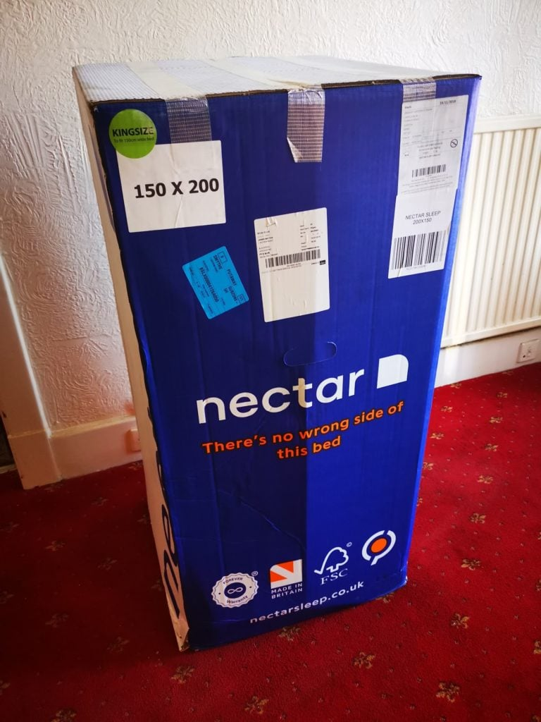 Nectar Memory Foam Mattress Review – 365-day trial and lifetime warranty -Nectar Sleep UK 2
