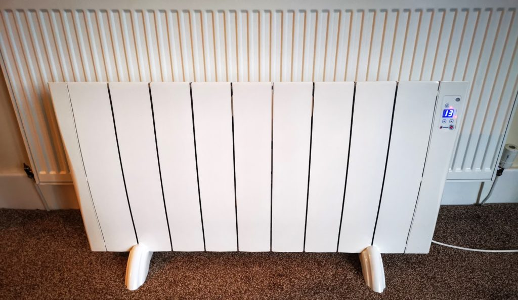 Haverland SmartWave Self-Learning Electric Radiator Review – App controlled AI radiator 2