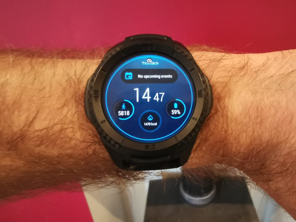 Mobvoi TicWatch S2 Review – Is this a cheap Garmin Fenix alternative? 5