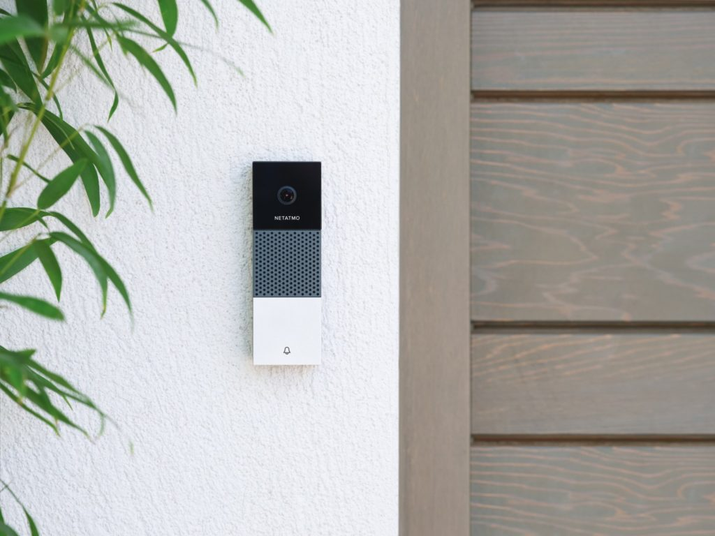 Netatmo Smart Video Doorbell Announced at CES 2019 2
