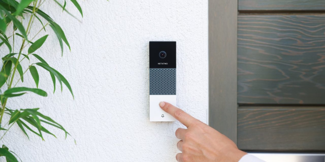 Netatmo Smart Video Doorbell Announced at CES 2019