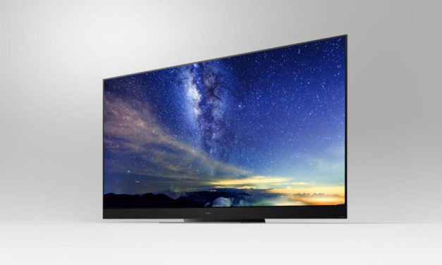 Panasonic GZ2000 OLED TV announced with HDR10+ and Dolby Vision & integrated Dolby Atmos speakers : CES 2019