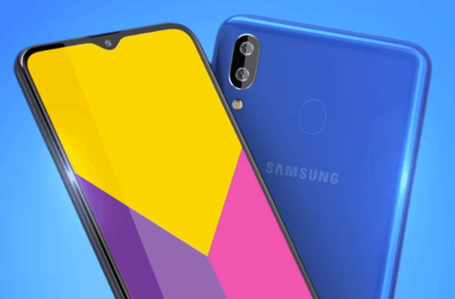 Samsung Galaxy M20, M10 with Infinity-V Display & Dual Display Launched 2