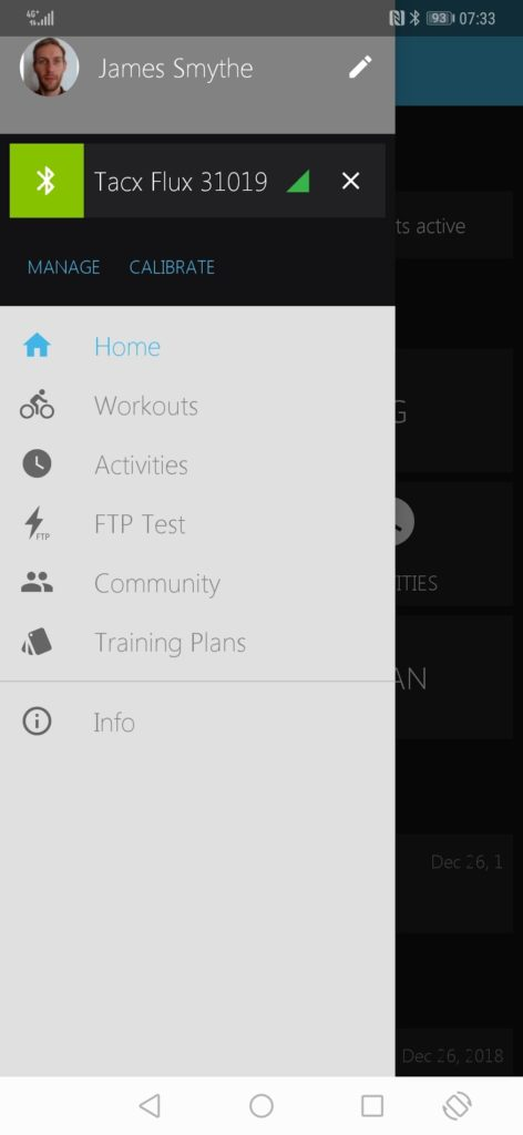 Tacx Flux S Smart Turbo Trainer Review – Zwift compatible trainer 8
