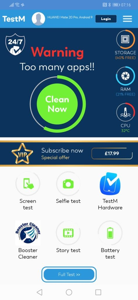 TestM Social Review – grade your selfies before posting 9