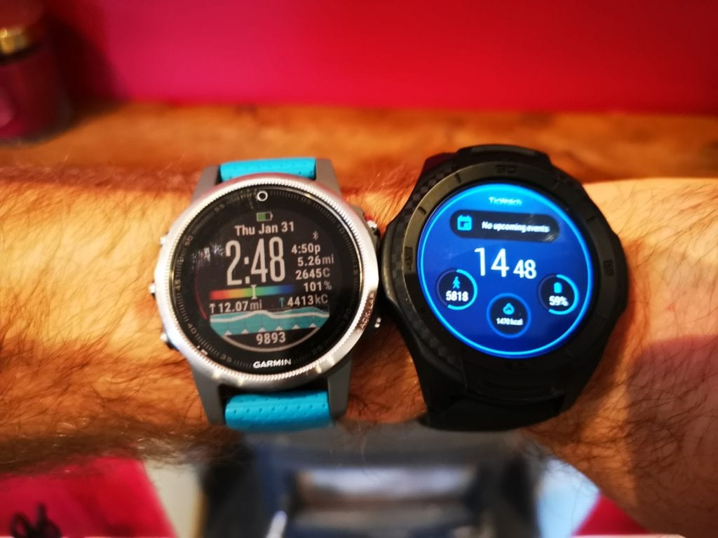 Mobvoi TicWatch S2 Review – Is this a cheap Garmin Fenix alternative? 6